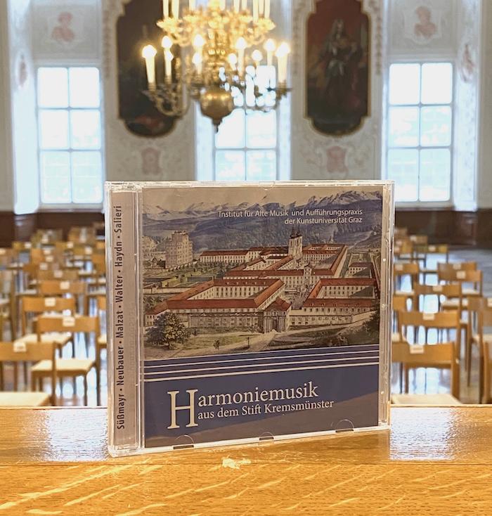 Harmoniemusik aus dem Stift Kremsmünster