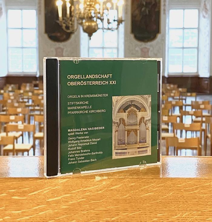 Orgeln in Kremsmünster