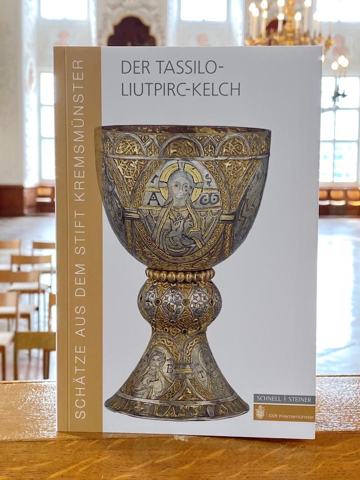 """Der Tassilo-Liutpirc-Kelch """"Schätze aus dem Stift Kremsmünster"""""""