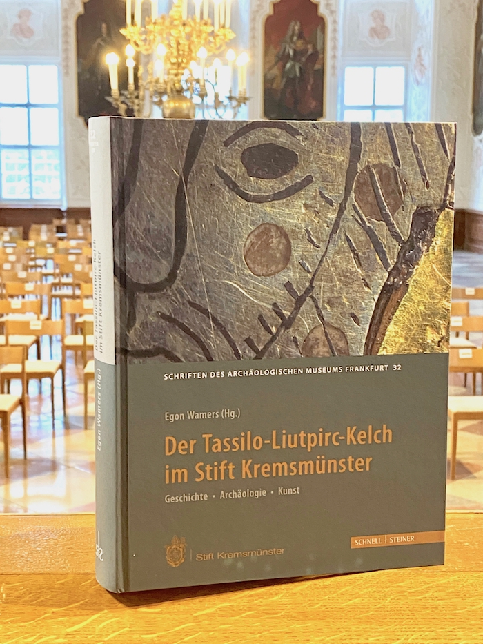 Der Tassilo-Liutpirc-Kelch