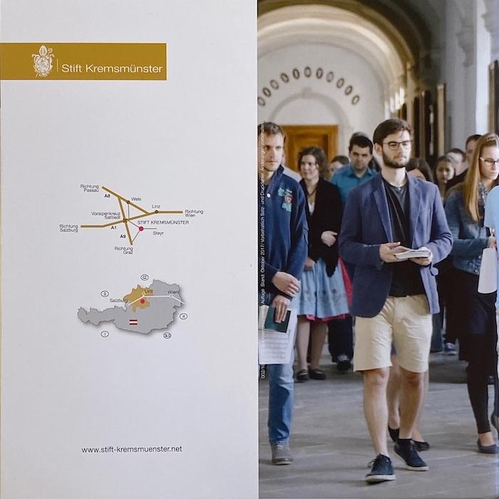 Menschen im Stift Kremsmünster
