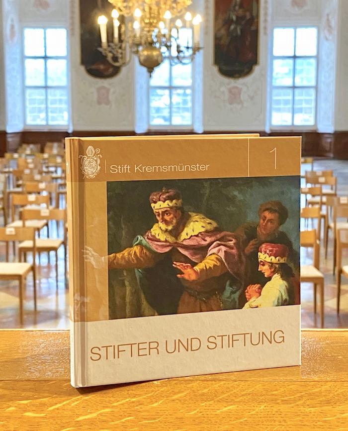 Stifter und Stiftung